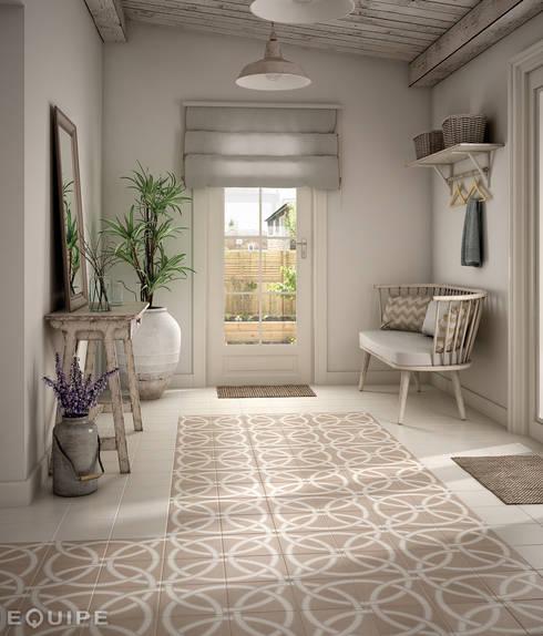 Koridor dan lorong by Equipe Ceramicas