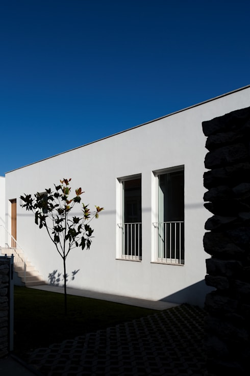 Houses by BICA Arquitectos