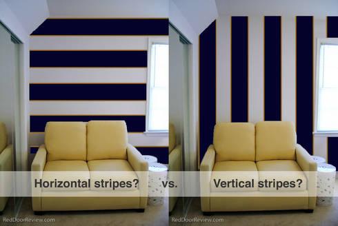 Stripes :  Walls by Emma Jayne Sayers