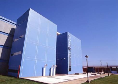 UNIP – Bloco 1: Escolas  por Barillari Arquitetura