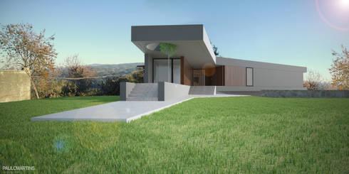 GR HOUSE:   por PAULO MARTINS ARQ&DESIGN