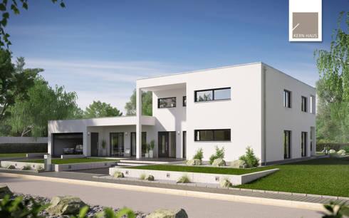 bauhaus ixeo von kern haus ag homify. Black Bedroom Furniture Sets. Home Design Ideas