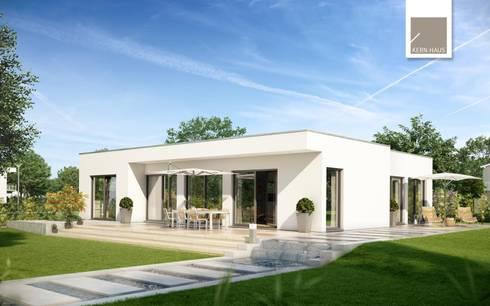 Bauhaus Stil bungalow im bauhaus stil purea by kern haus ag homify