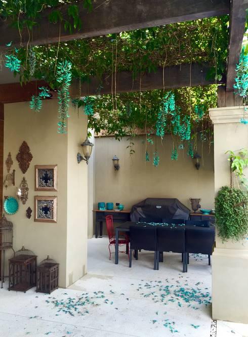 Terrace by FERNANDO ROMA . estudioROMA
