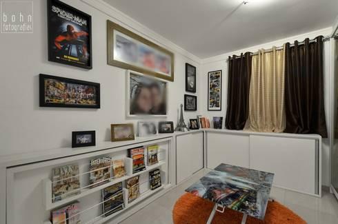 Apartamento jovem : Quartos  por Bethina Wulff