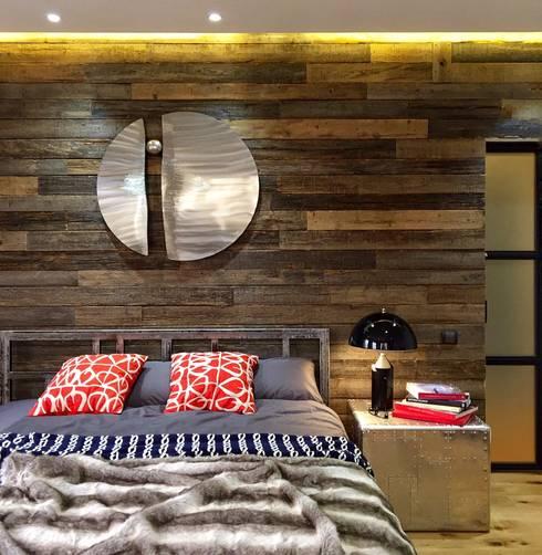 غرفة نوم تنفيذ Dinastia Designs