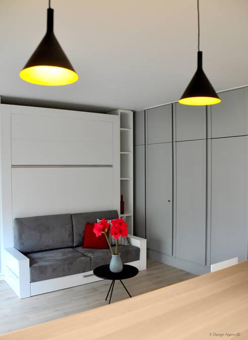 Camera da letto in stile  di K Design Agency