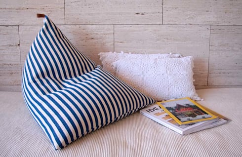 triipi® BIG, ​almofada para encostar: Casa  por triipi®​ everything pillow