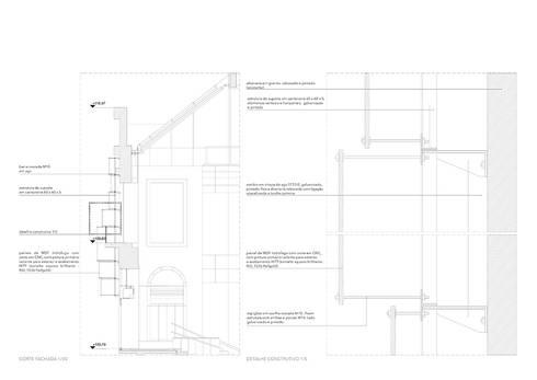 Varandas: Casas ecléticas por FAHR 021.3