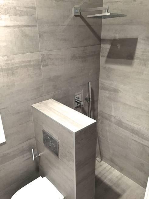 Bathroom by EKIDAZU