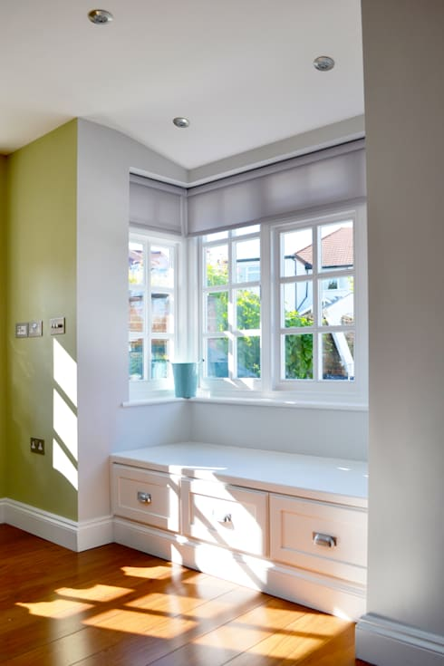 ​Bay Window - As Built:   by Arc 3 Architects & Chartered Surveyors