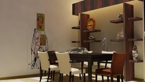 Perfetti Design:  de estilo  por Cesar Rodriguez Perfetti