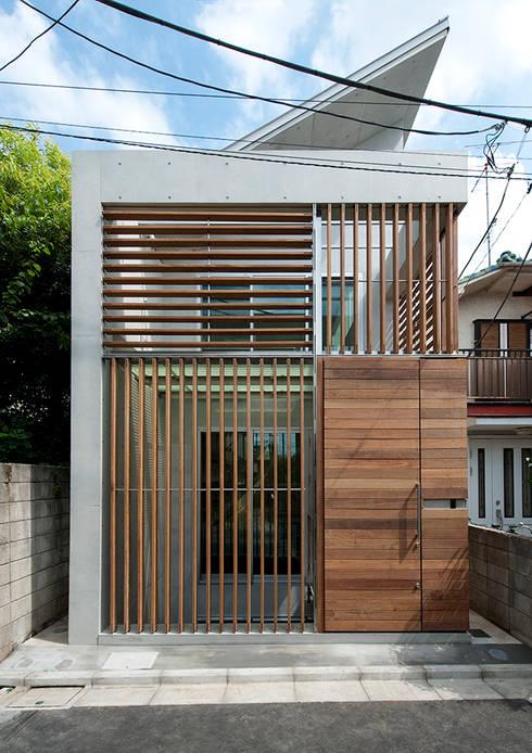 MKR: 一級建築士事務所アトリエソルト株式会社が手掛けた家です。