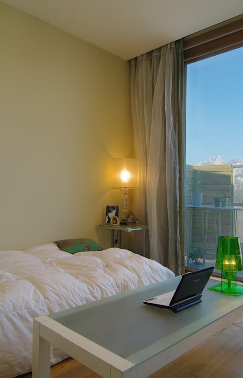 modern Bedroom by Design A3