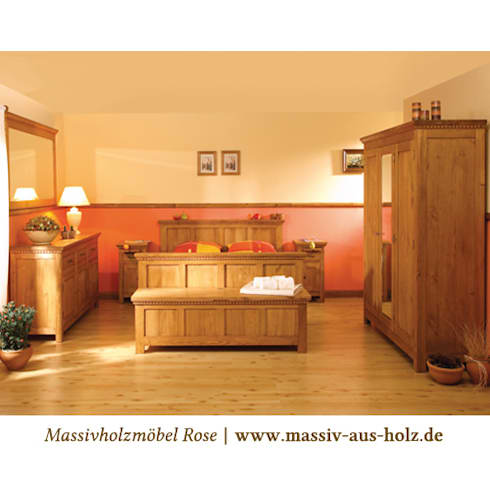 naturholzm bel massiv holz von massiv aus holz homify. Black Bedroom Furniture Sets. Home Design Ideas