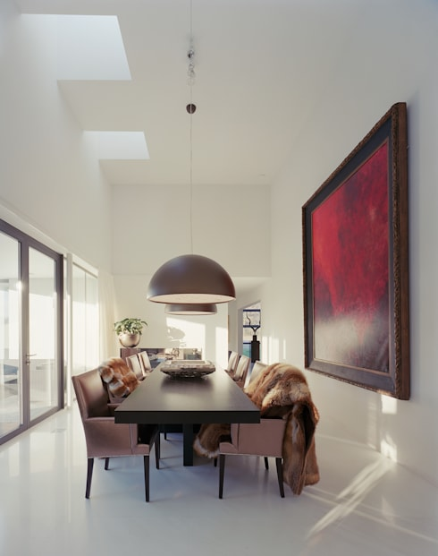 Dining room by Engelman Architecten BV