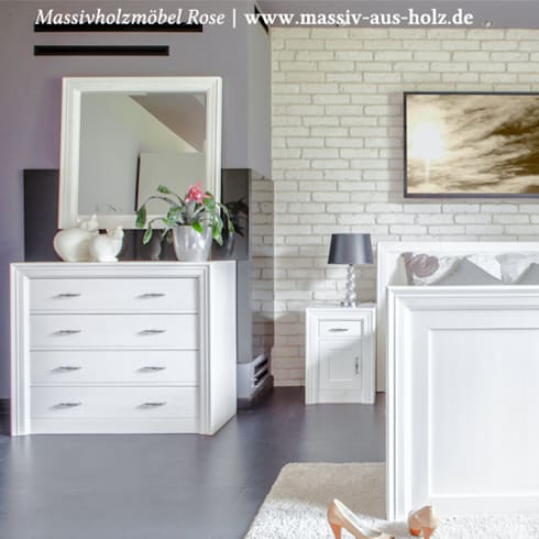 moderne massivholzm bel por massiv aus holz homify. Black Bedroom Furniture Sets. Home Design Ideas