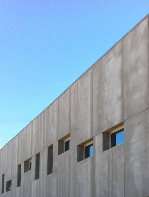 Centro de salud en m rida badajoz de beades arquitectos s - Arquitectos en merida ...