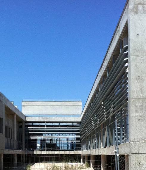 Centro de salud en m rida badajoz de beades arquitectos s - Centro de salud merida ...