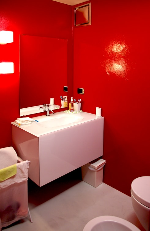 Baños de estilo  por LAD studio