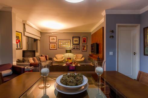 Living: Salas de jantar modernas por contato83