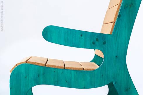 Cadeira Balance: Casa  por Likecork