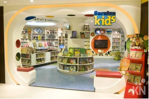 Saraiva – Manauara Shopping | AM: Lojas e imóveis comerciais  por KN Associados