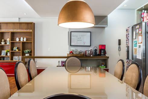 Vila Nova: Salas de jantar modernas por contato83
