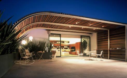 Terraza: Terrazas de estilo  por Weber Arquitectos