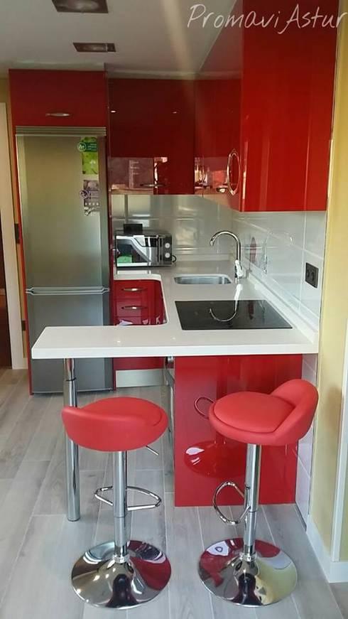 Kitchen by COCINAS PROMAVIASTUR