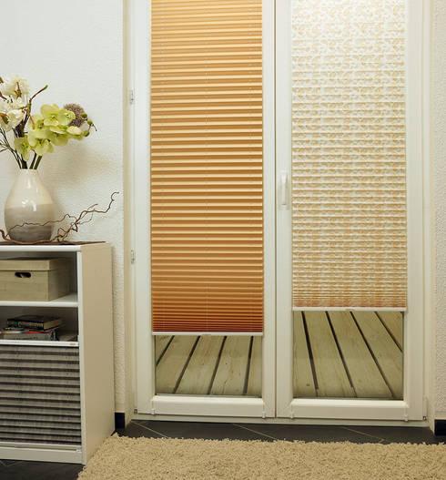 faltstores stimmig kombinieren homify. Black Bedroom Furniture Sets. Home Design Ideas