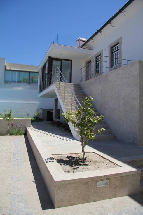 Projekty,   zaprojektowane przez Nrtb Arquitectos