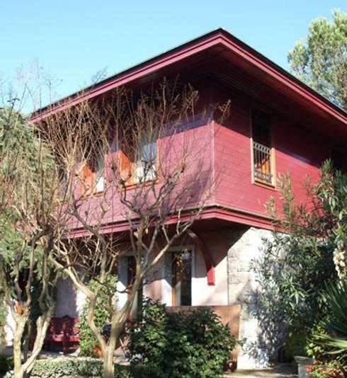Casas de estilo  por STİLART MOBİLYA DEKORASYON İMALAT.İNŞAAT TAAH. SAN.VE TİC.LTD.ŞTİ.