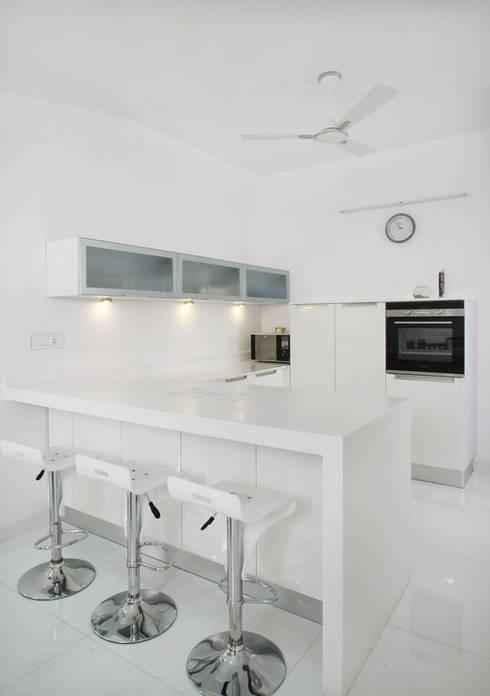 Dr. P.S.John:  Kitchen by stanzza