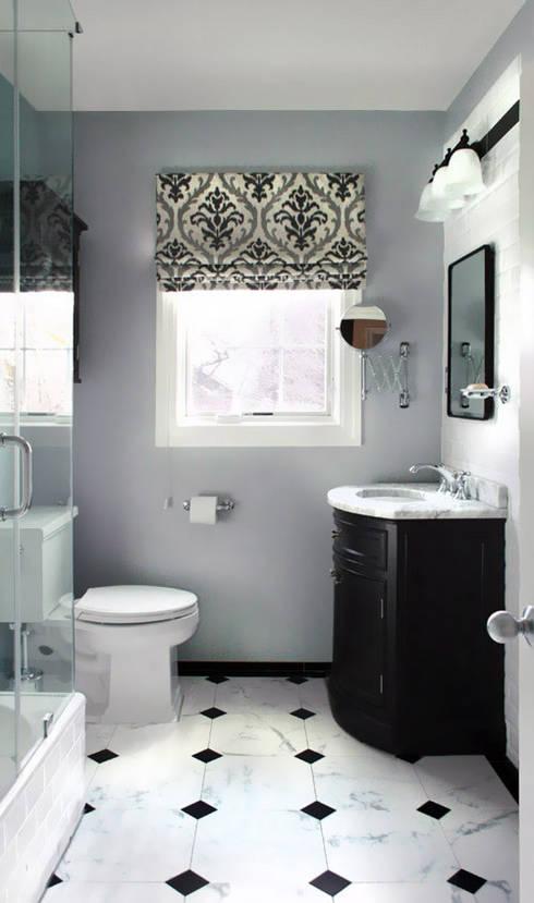 Ванные комнаты в . Автор – ANNA DUVAL