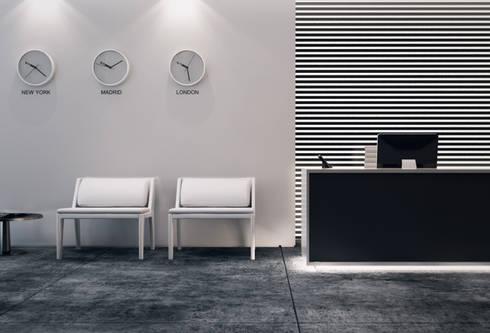Dental Clinic Design: Clínicas  por ASVS Arquitectos Associados