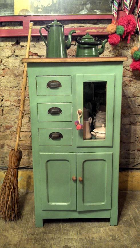 Aparadores antiguos de campo de muebles eran los de antes - Muebles cocina antiguos ...