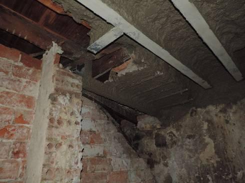 Refuerzo y reparaci n de estructura atacada por termitas - Pasta para reparar madera ...