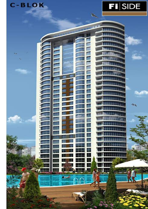 CCT INVESTMENTS – CCT 165 Project in Bahcesehir:  tarz Evler