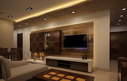 residential interiors by prism architects interior designers homify