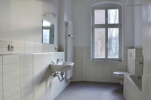 sanierung berliner mietshaus von architekturb ro creutzfeldt homify. Black Bedroom Furniture Sets. Home Design Ideas