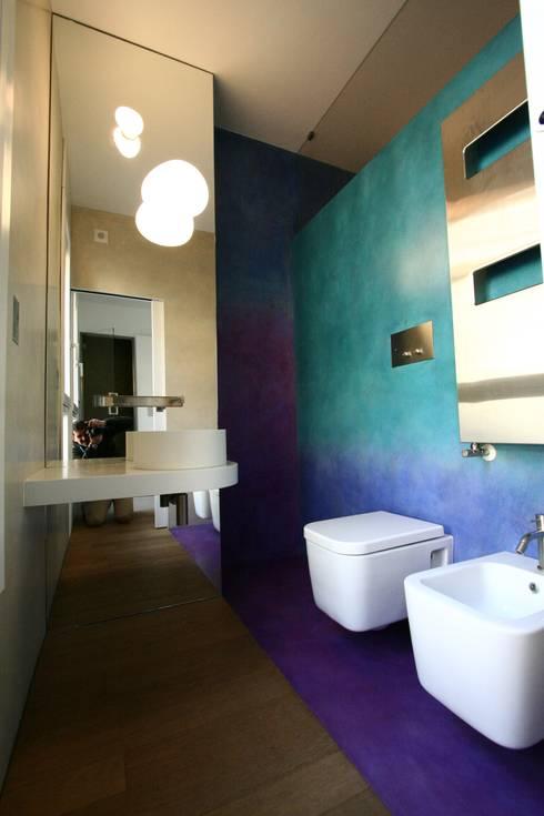 modern Bathroom by Miko design