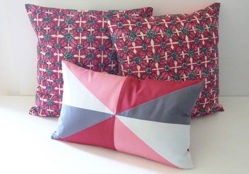 housses de coussins 2 en 1 par psst cr ations homify. Black Bedroom Furniture Sets. Home Design Ideas