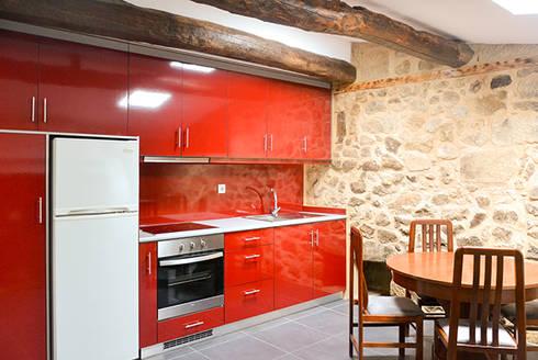 Cozinha: Cozinhas modernas por FIlipa Figueira Arquitectura