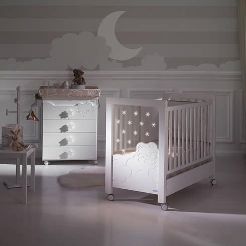 quartos bebe: Quarto de crianças  por Rizalnor