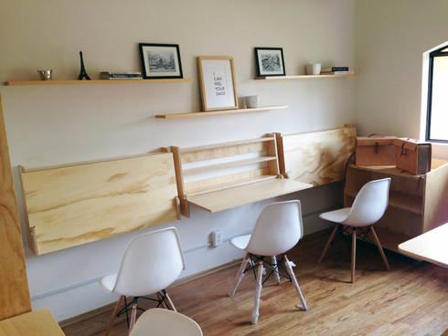 OFICINA5: Oficinas y tiendas de estilo  por Clorofilia