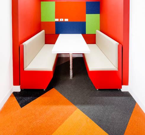 Publicaciones Semana : Oficinas y Tiendas de estilo  por HGC Arquitectos
