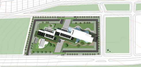 MPPB - Implantação 3D:   por Martins Lucena Arquitetos