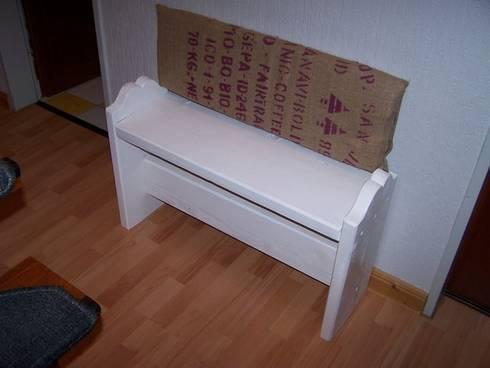 Möbel Aus Recyclingholz,alten Paletten Und Bauholz