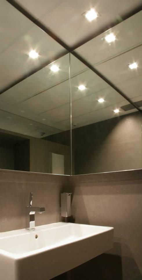 Oficina 28, Torre Credicard: Oficinas de estilo minimalista por PA - Puchetti Arquitectos